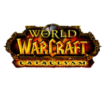 Наклейка «World of Warcraft Cataclism»