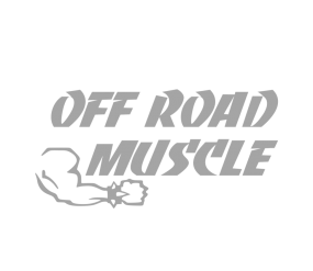 "Наклейка ""Off road muscle"""