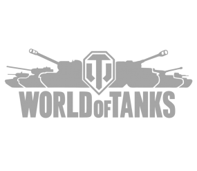 "Наклейка Ворлд Оф Танк ""World of Tanks"""